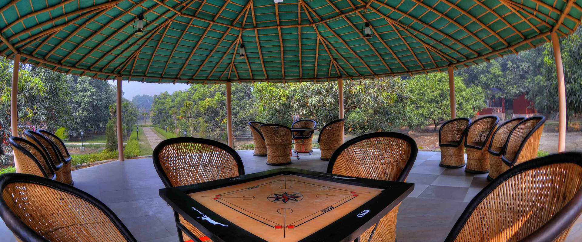carrom games at baghaan