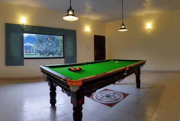 pool baghaan resort