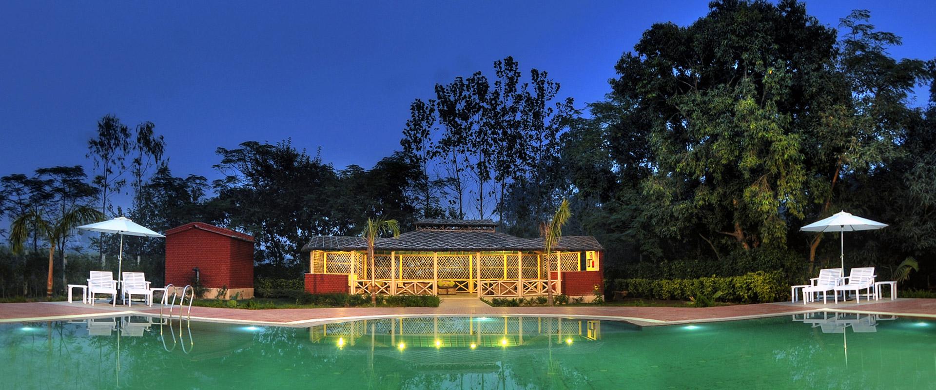 best resort near delhi