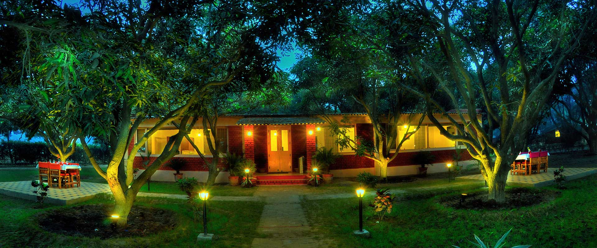 baghaan resort close to delhi