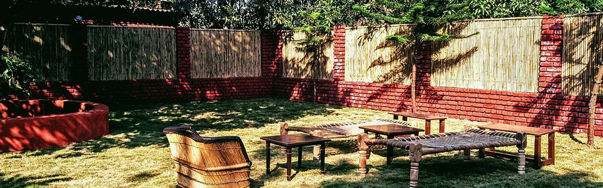 villa near delhi